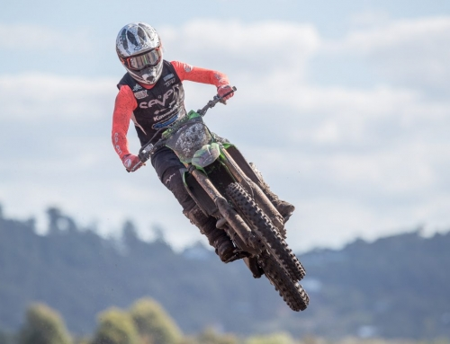 COMPLETE PARTS KAWASAKI RACING SIGNS OWEN AND TANTI FOR AUSTRALIAN SUPERCROSS CHAMPIONSHIP