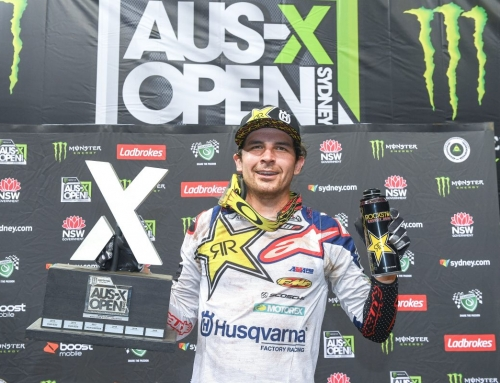 Jason Anderson wins the final round as Justin Brayton wraps up the Championship