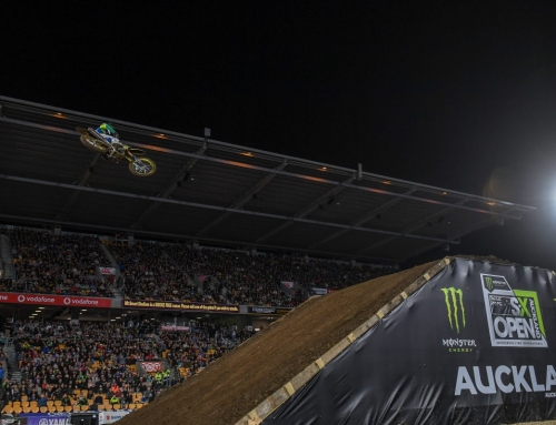 Australian Supercross Championship makes history with addition of Auckland round