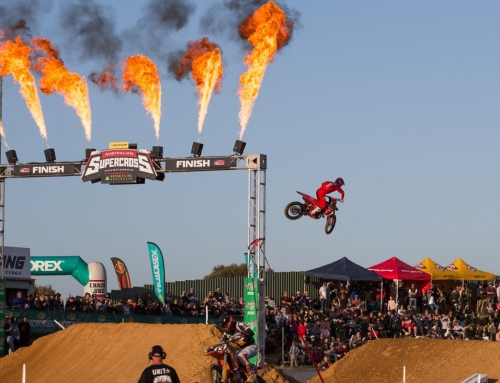 PORT ADELAIDE SUPERCROSS SECURES MAJOR SPONSORSHIP THROUGH FLY RACING