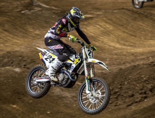 Jason Anderson returns to Australia to race in Melbourne and will make Auckland Supercross debut