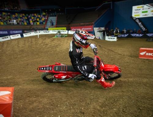 Winners Circle: Justin Brayton