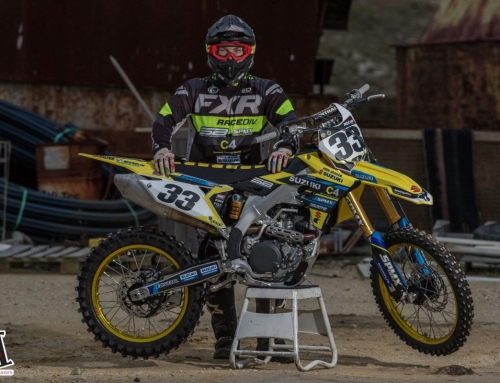 SB Motorsports and Suzuki Australia Strengthen Partnership Ahead of 2019 Australian Supercross Championship