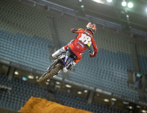 Tough Night for Tanti at AUS-X Open