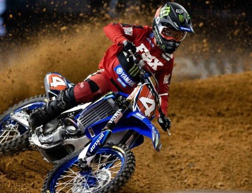 Six Australian Supercross Championship athletes set to line up in Anaheim