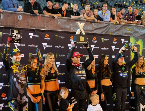 35,000 pack Marvel Stadium as Justin Brayton wins the 2019 Australian Supercross Championship